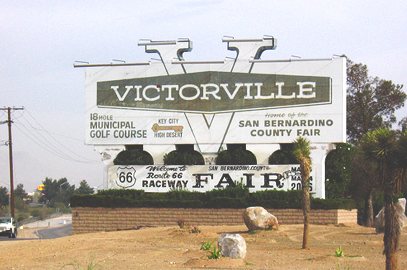 Manufactured homes in Victorville