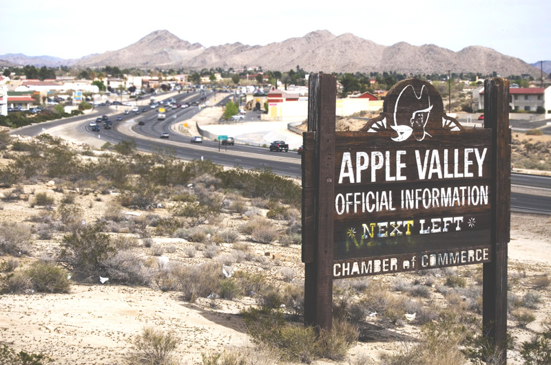 manufactured homes in Apple Valley