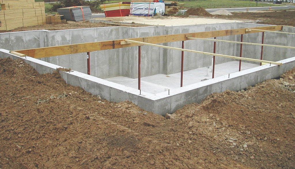 manufactured home permanent foundations