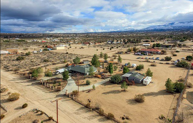 Manufactured homes in Pinion Hills